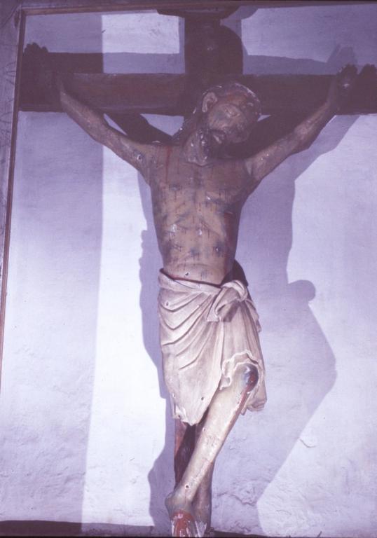 Pradanos-cristo gótico